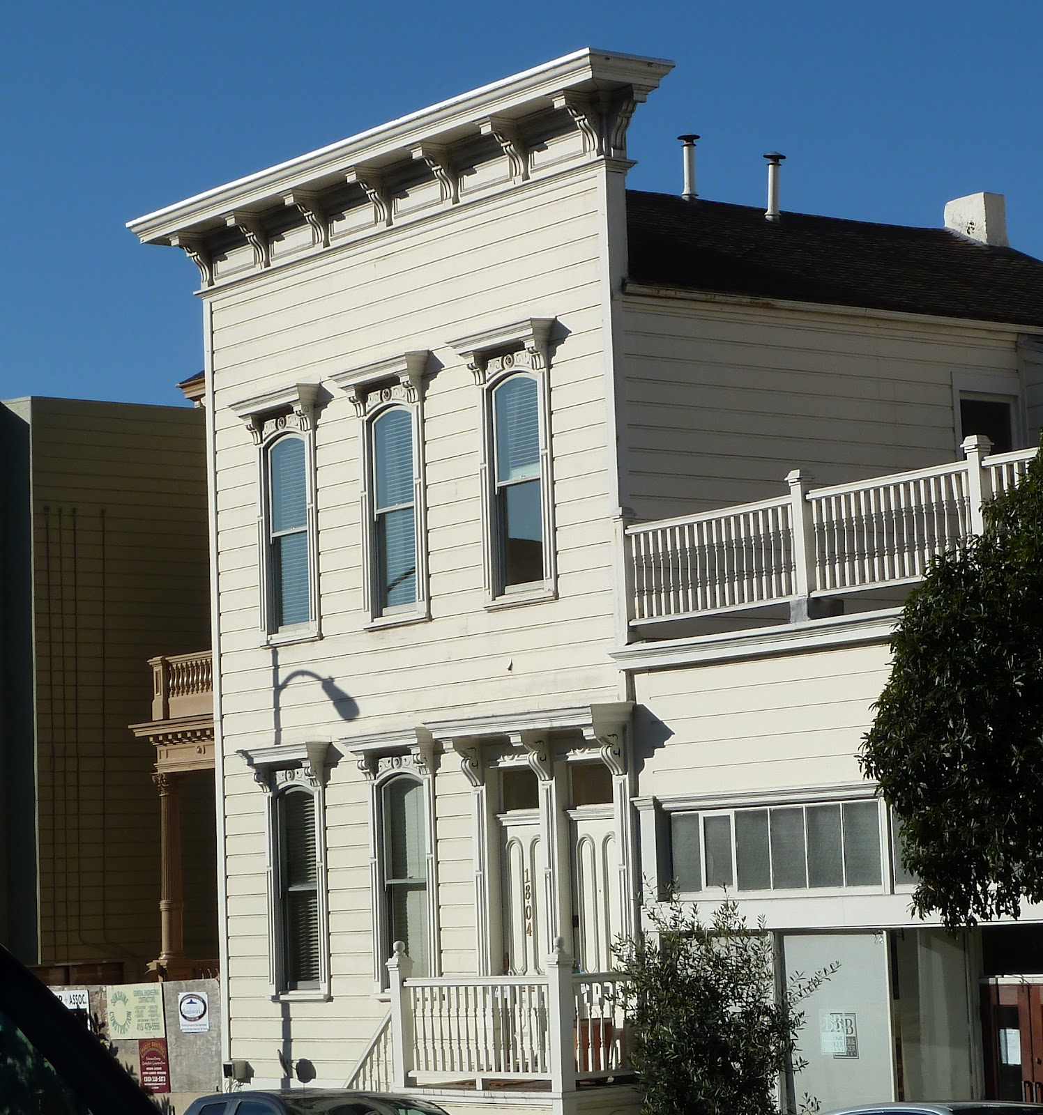 san francisco architecture: victorian to edwardian to post-modern